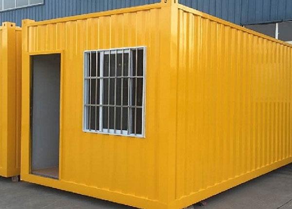 防火集裝箱房屋
